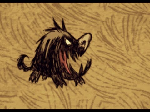 Don't starve: how to deal with hounds
