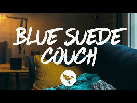 Lacy cavalier - blue suede couch (lyrics)