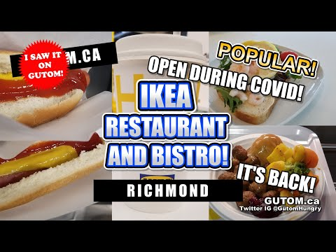 Ikea richmond restaurant and bistro reopened!   vancouver food and travel guide - gutom.ca