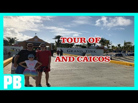 Tour of grand turk and caicos islands - carnival pride cruise 2018