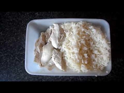 Chicken & rice for a sick dog? 🐾