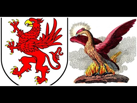 ▶how long can a phoenix live?◀  8 egyptian creatures of myth & legend