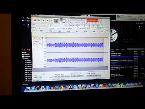 How to record mixes in serato dj intro