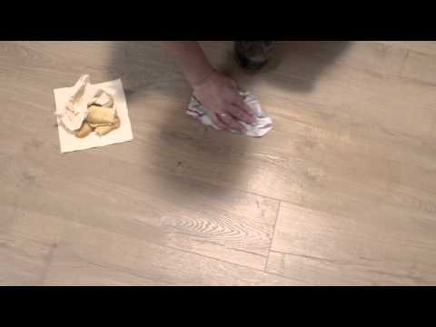Laminate flooring maintenance: how to deal with stains