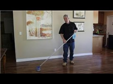 Hardwood floors : how do i clean pet urine stains out of hardwood floors?