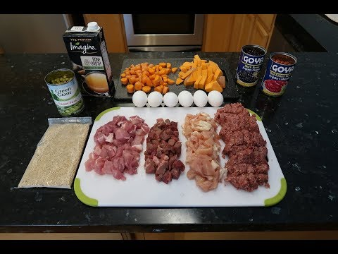 Super easy & healthy home made dog food recipe - from a past vet tech! recipe #4