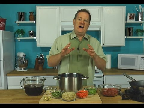 Cooking for your pets - dog safe beef & rice stew - pet world insider