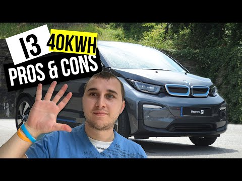 5 pro's and cons of bmw i3 120ah review, is it any good? 🔌🔋🚗