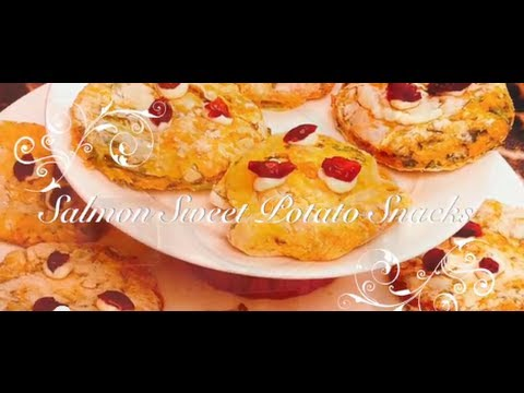 Sweet potato dog cookie snacks - diy dog food - a tutorial by cooking for dogs